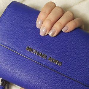 Michael Kors Crossbody - Royal Blue
